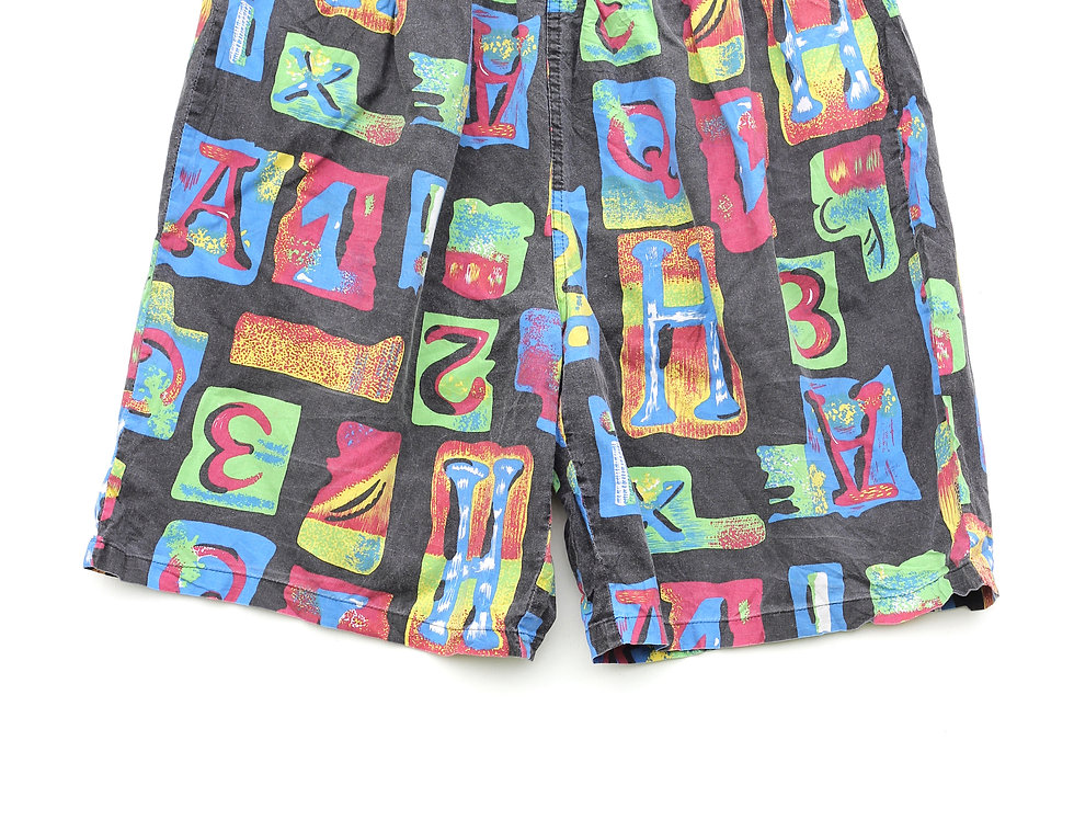Numeral 90's Shorts