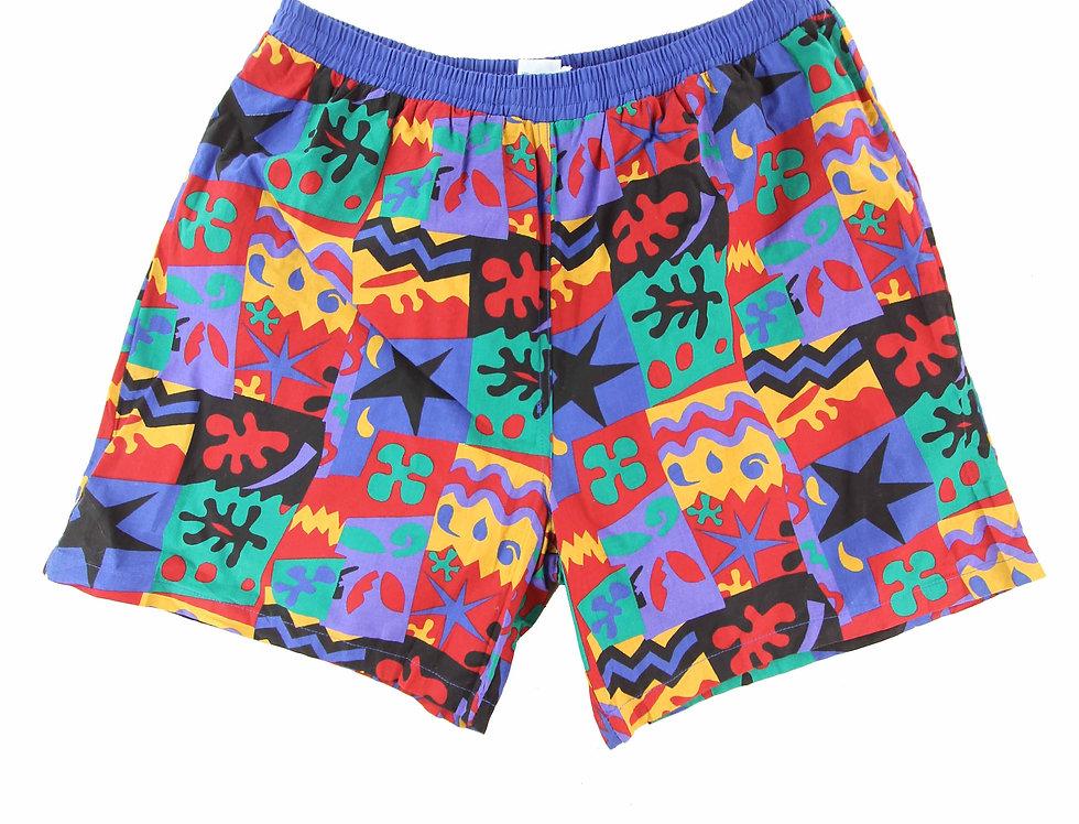 Funky 90's Shorts