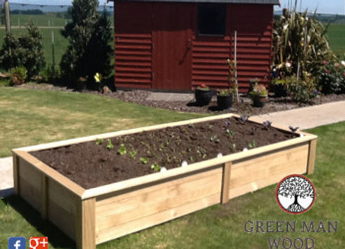Hamilton Raised Garden - Pine