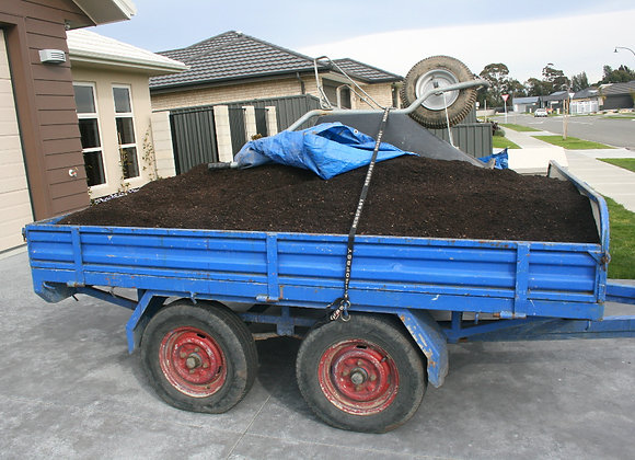 Soil Supply and Fill - 1m3