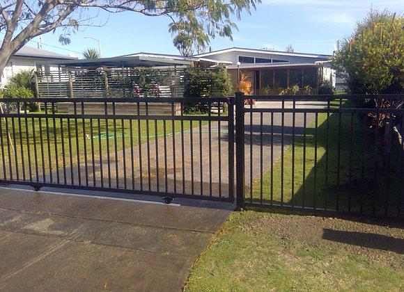 Standish Sliding Gate 3.5m long