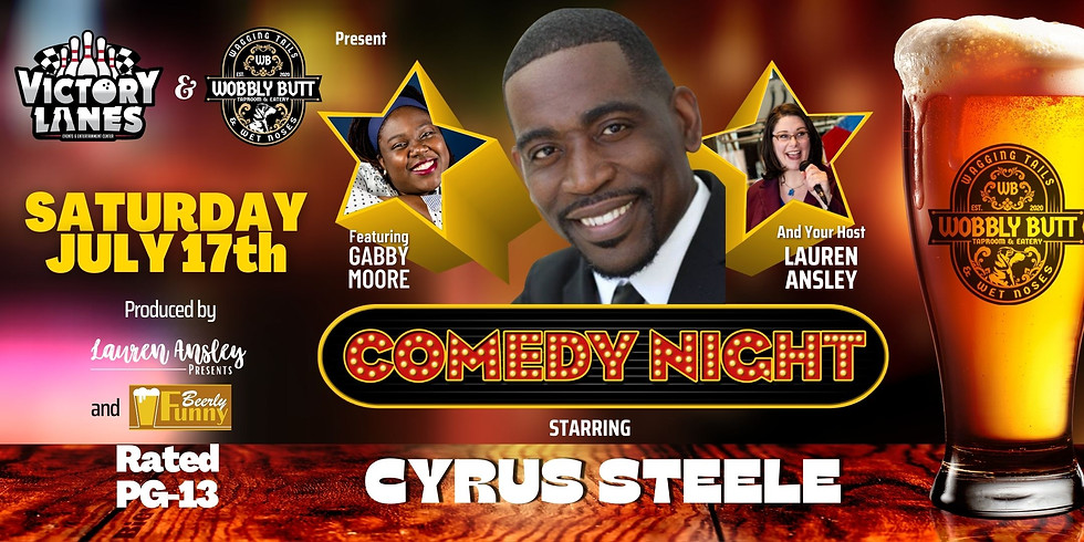 Beerly Funny Comedy Night