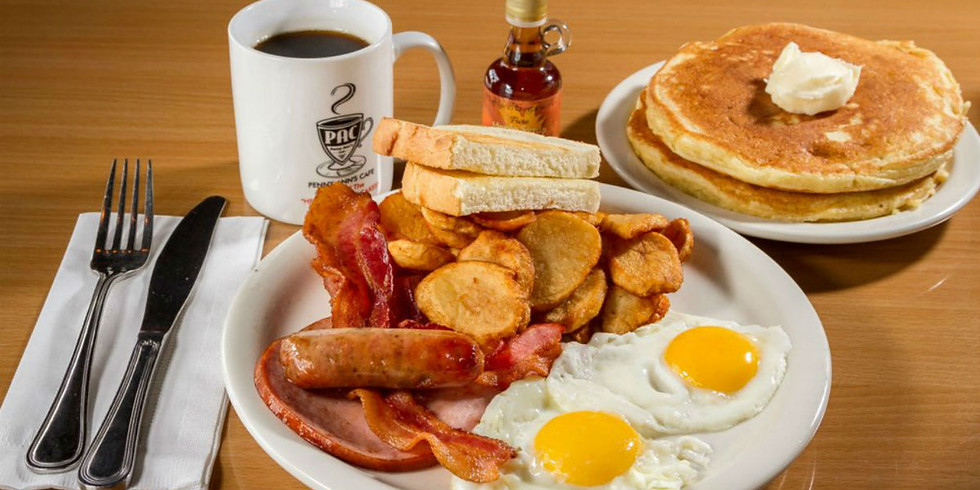 Golden Boys Breakfast