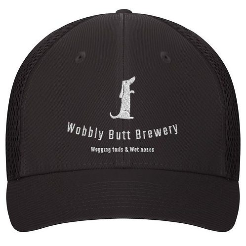 Wobbly Butt Flex Fit Hat