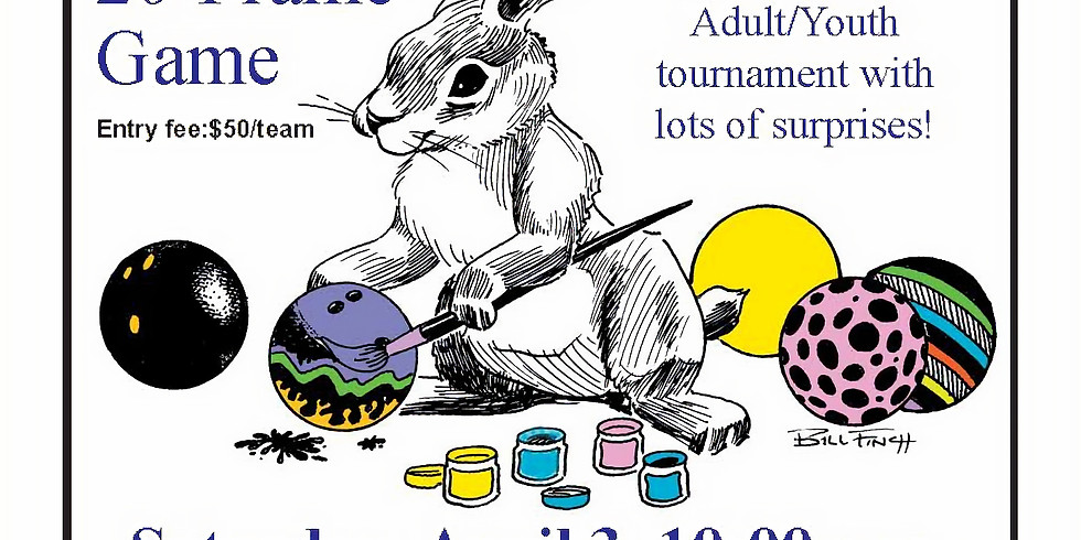 Adult/Youth Bunny Hop Tournament