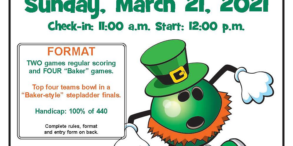 Adult/Youth Shamrock Doubles Tournament