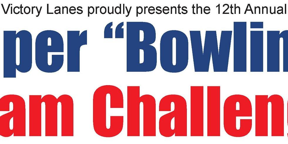 Super Bowling Team Challenge