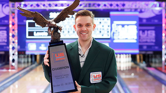 Francois Lavoie 2019 U.S. Open Winner