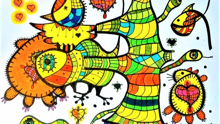 """A potência das metamorfoses na prosa inventiva de Luiz Roberto Peel em """"Zoodíaco Tocantino"""""""