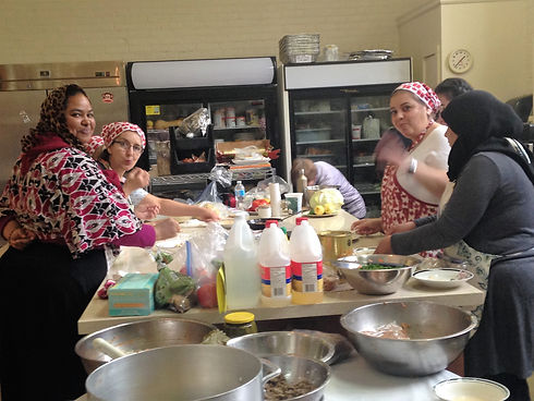 Newcomers Kitchen & Refugee Sponsorship, community, kindess, compassion