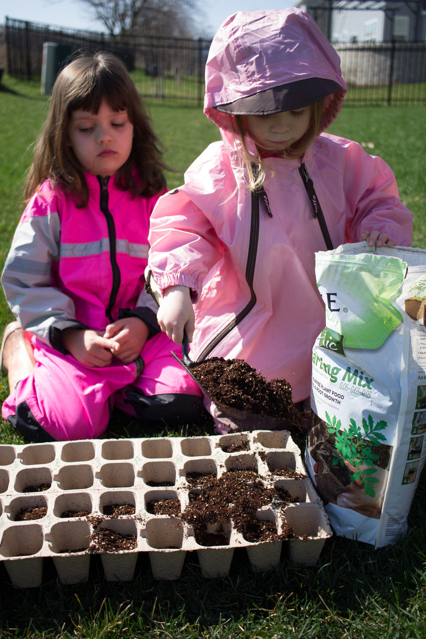 Planting Time!