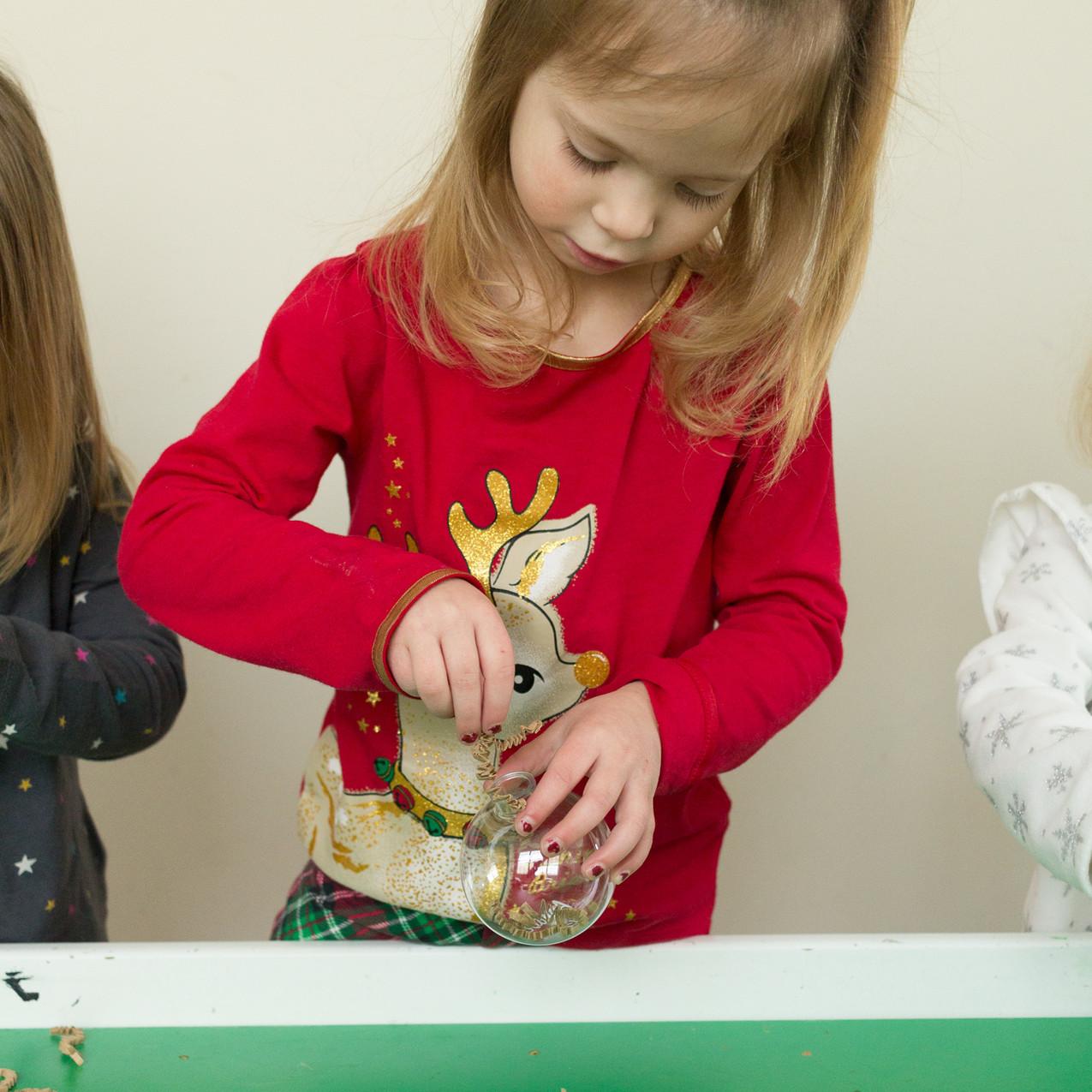 Creating a Reindeer