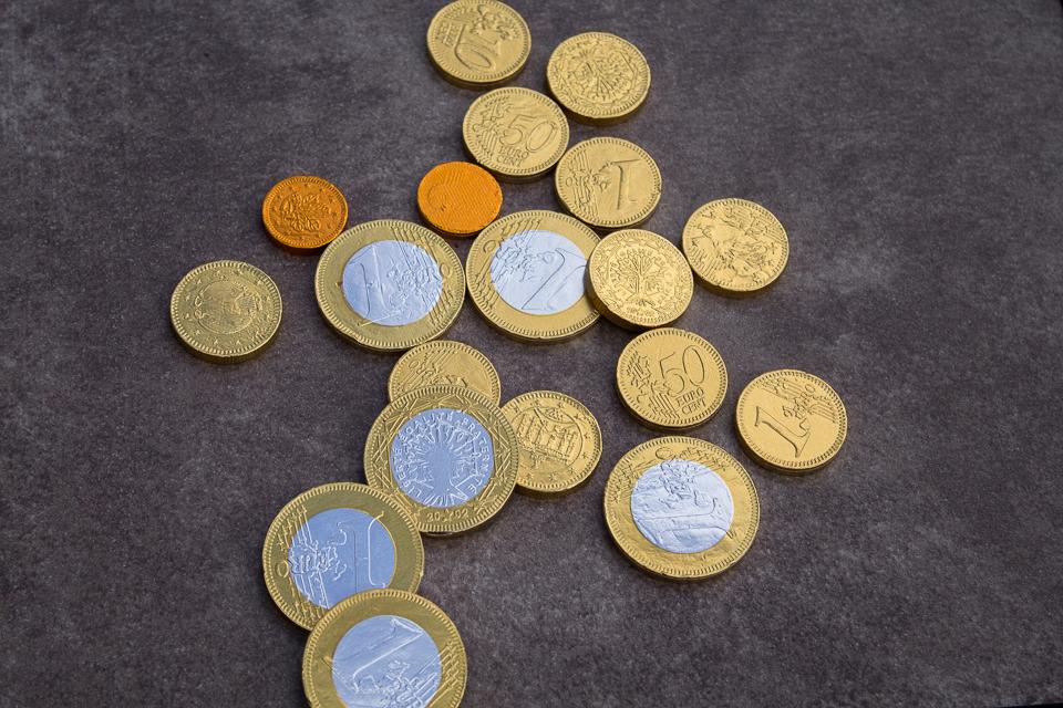 Lucky Coin Hunt!