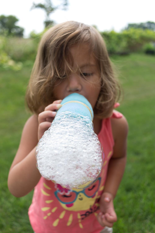 Bubble Snake Blowers!