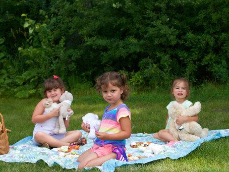 Teddy Bear Picnic Day...