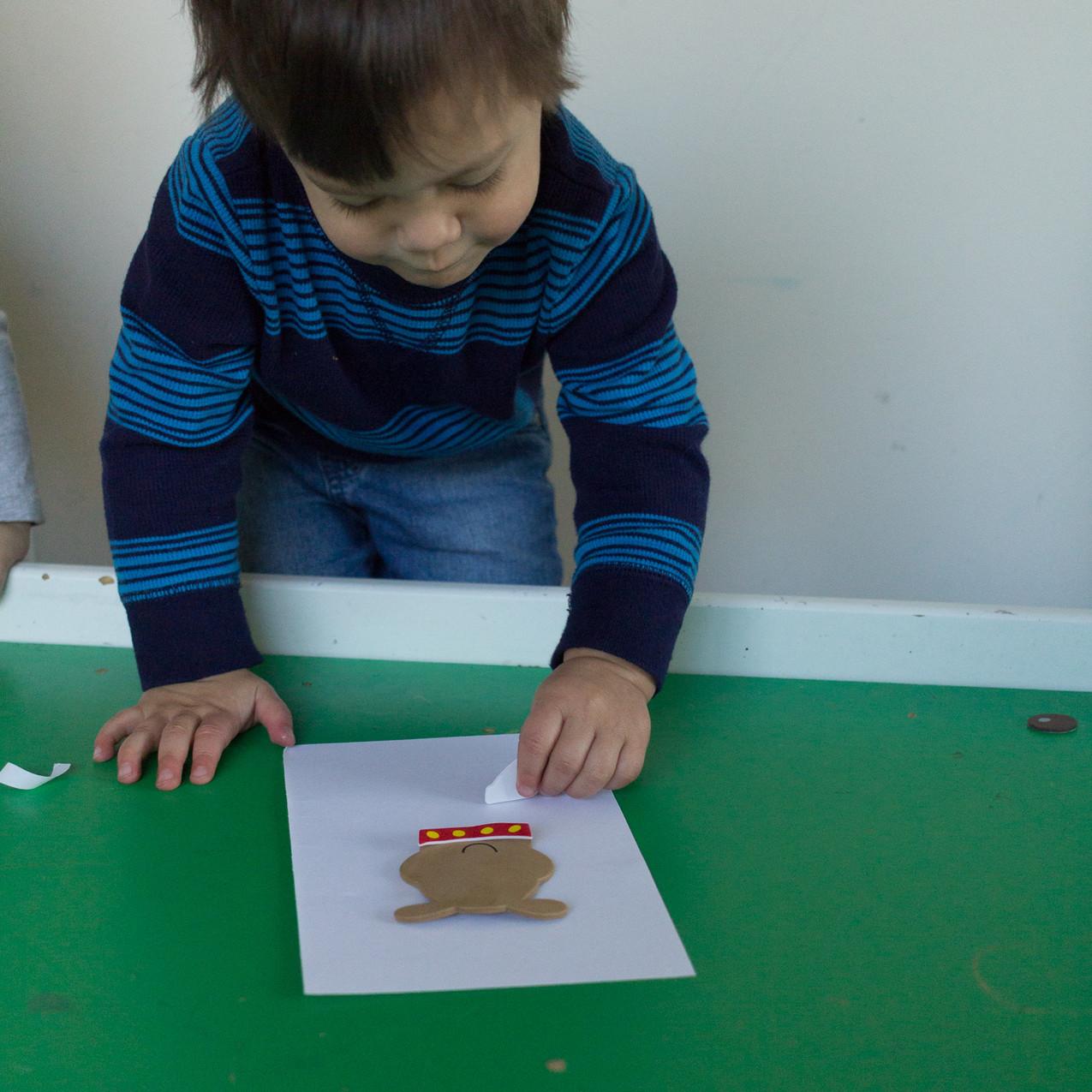 Making a Reindeer