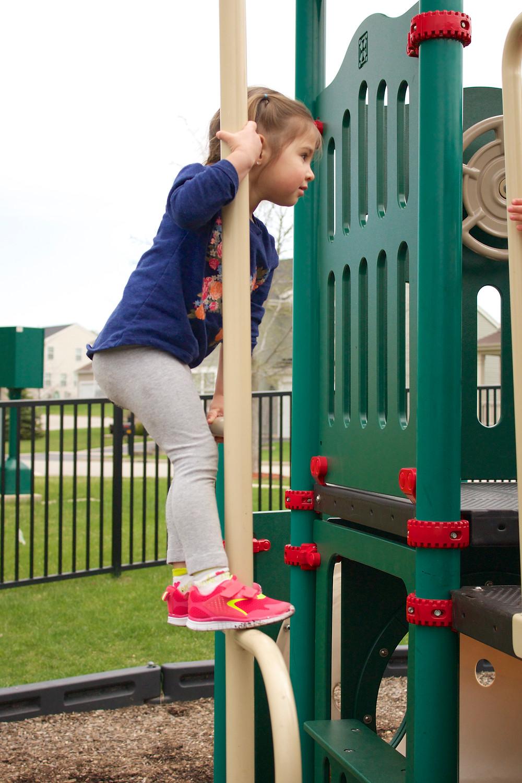 Blue Sky Daycare home daycare kids having a blast at the park