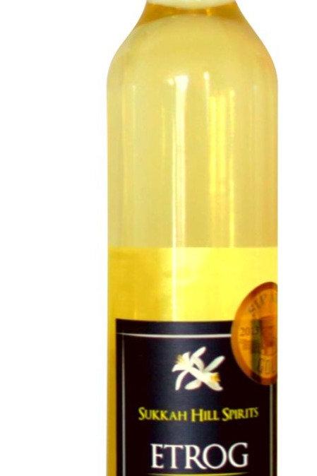 Etrog Liqueur 750ml 38% ABV