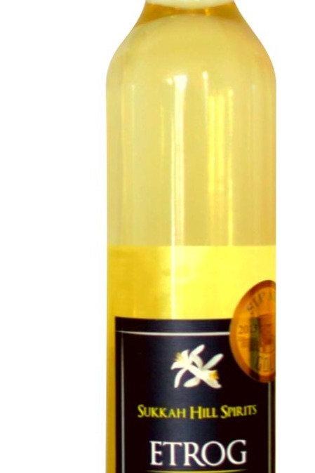 Etrog Liqueur 375ml 38%ABV