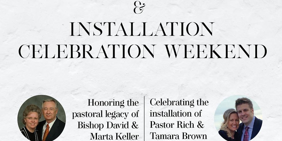 Retirement Celebration & Installation Weekend