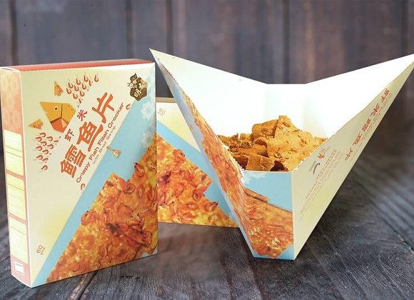 蝦米鱈魚片