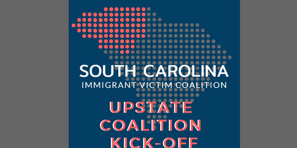 Upstate Immigrant Victim Coalition Kickoff Meeting - August 10, 2018