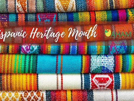 Celebrating Hispanic Heritage Month During a Pandemic