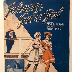 Sheet music, 1916