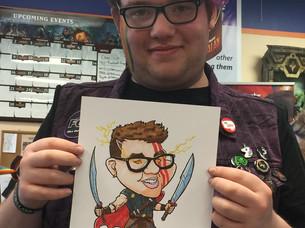 Comic Book Commission