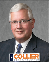 Mike Collier for Lt. Governor