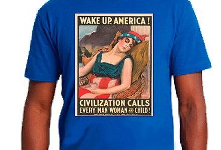 Wake Up America! T-shirt 142575