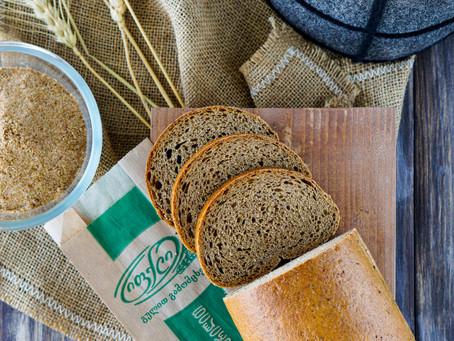 ჭვავის პური სვანური მარილი - ჩვენი ახალი პროდუქტი!