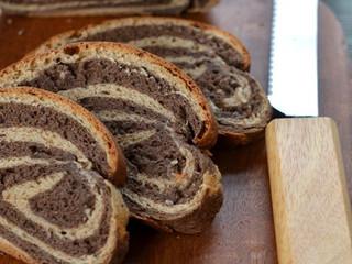 ზებრა პური - ჯანსაღი, გემრიელი და ლამაზი