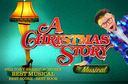 Rye Reviews A Christmas Story at The Walnut Street Theatre