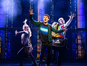 RYE REVIEWS: The Lightning Thief: The Percy Jackson Musical On Broadway