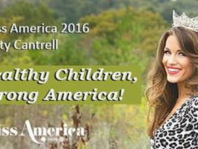 "INTERVIEW: ""Here She Is, Miss America!"" 2016 Miss America Betty Cantrell Chats About Becom"