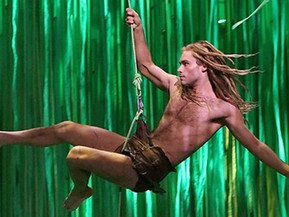 "LIVE INTERVIEW: ""Son Of Man"" Original Tarzan on Broadway JOSH STRICKLAND Talks About Repri"