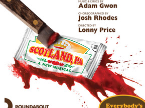 "World Premiere of ""Scotland PA"" Begins Saturday, September 14th at The Laura Pels Theater"