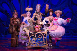 Rye Reviews: Beauty and the Beast on Tour!