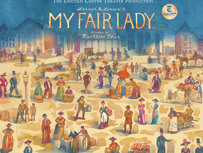 NEWS: Full Cast Announced For MY FAIR LADY National Tour