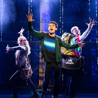 Rye Reviews: Lightning Thief: The Percy Jackson Musical On Broadway