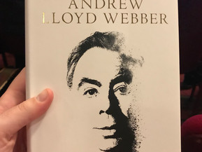 BLOG: My Evening with Andrew Lloyd Webber in Conversation with Glenn Close!