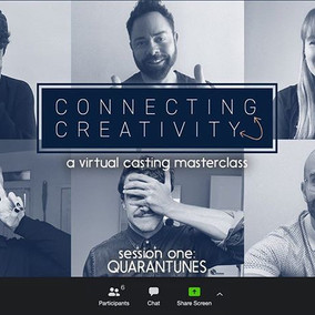 NEWS: STEWART/WHITLEY To Host Connecting Creativity Virtual Casting Masterclass