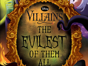 Where Did Your Favorite Disney Villains Go to School? How Did They Get Their Evil Powers? New Book o