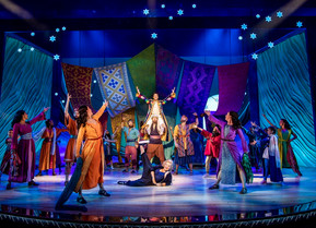 "NEWS: ""Go, Go, Go Joseph!""Joseph and the Amazing Technicolor Dreamcoat Returns To London P"