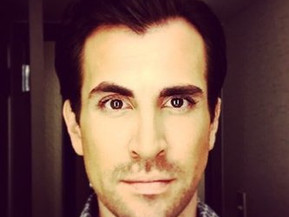 FIRST LOOK: Interview with ERIC RUIZ From Phantom Of The Opera On Tour!