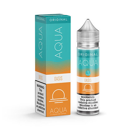Aqua Fruit - Oasis 60ml