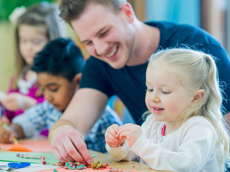 5 Reasons Why I Love Working In Child Care