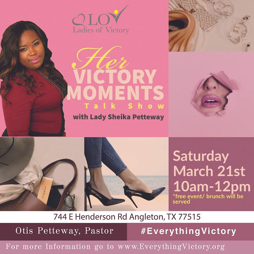 Her Victory Moments Talk Show