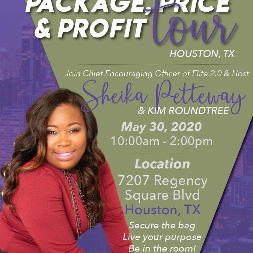 The Package, Price and Profit Tour